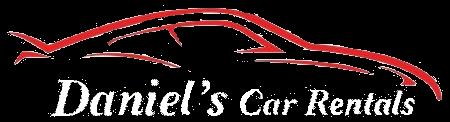Daniel's Car Rental Logo